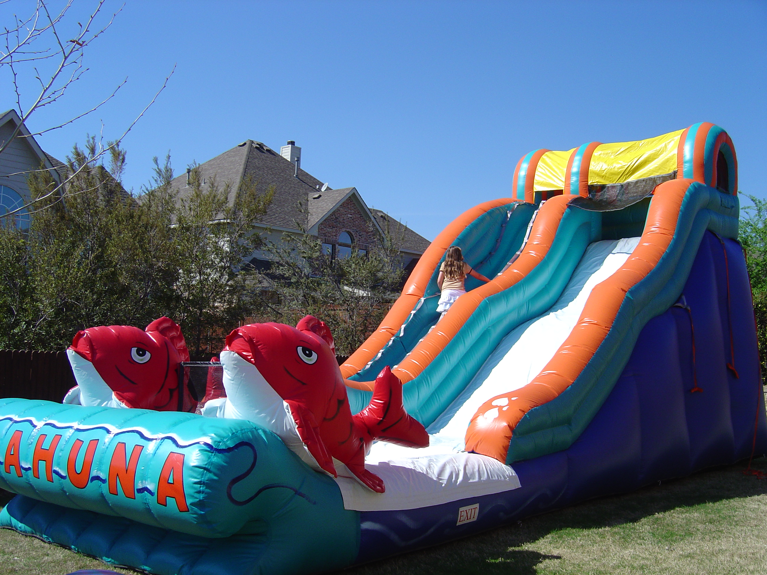 Jump City Bounce House Prices